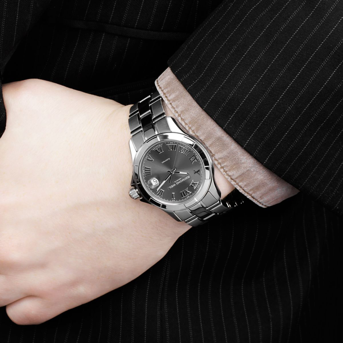 3 kiểu đồng hồ nam dành cho các quý ông công sở