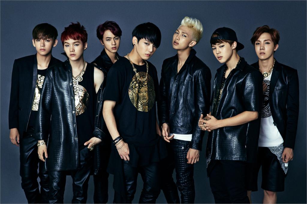 Học cách diện đồ thời trang nam của các boy band Kpop