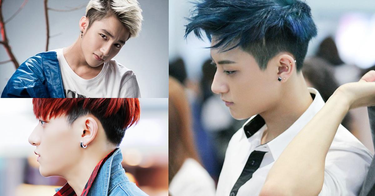 Màu tóc nhuộm cho nam đẹp và phong cách