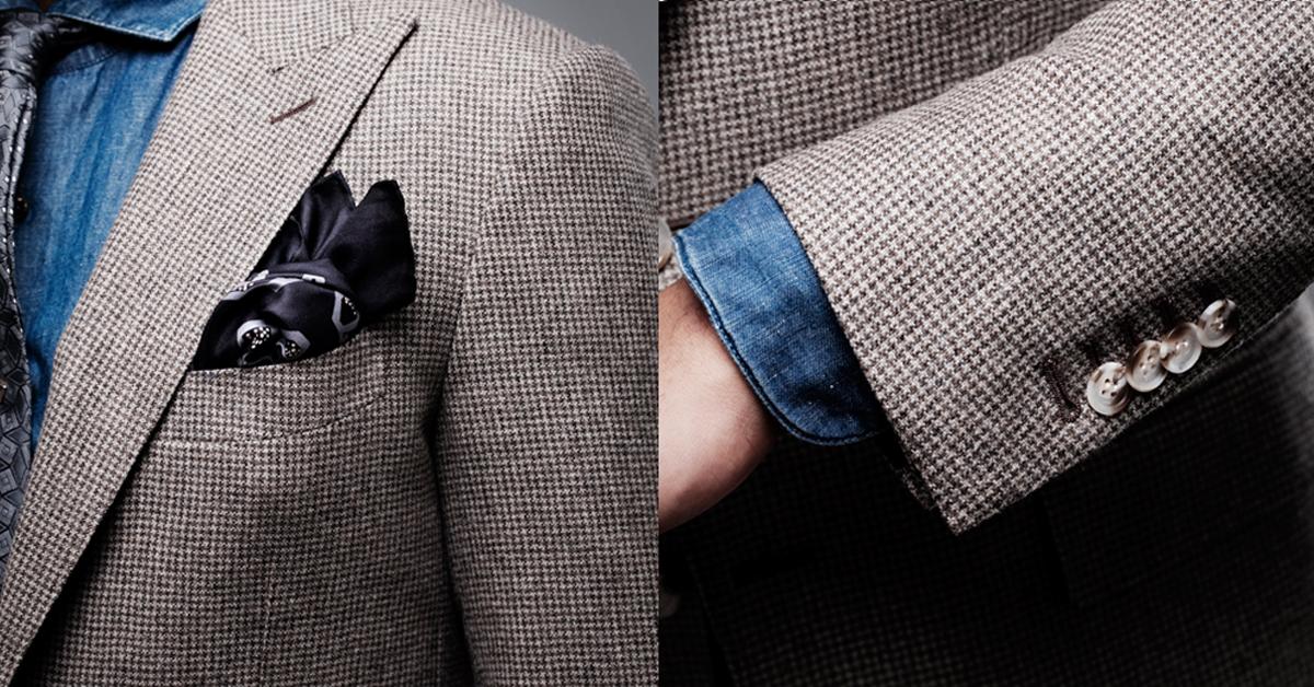 Những thuật ngữ về áo khoác cao cấp dành cho nam mà bạn nên biết