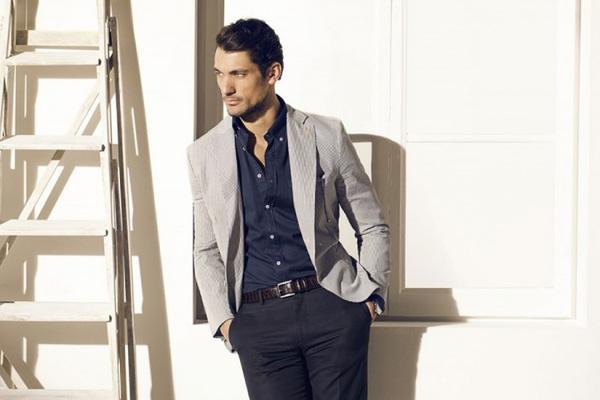 Bí quyết giúp quý ông công sở mặc đồ thoải mái ngày hè