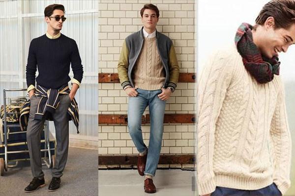 Mua áo len nam ở đâu đẹp tại TPHCM?