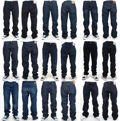 Mua quần jean nam ở đâu đẹp tại TPHCM?