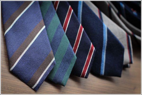 5 mẫu cà vạt phổ biến nhất dành cho nam giới