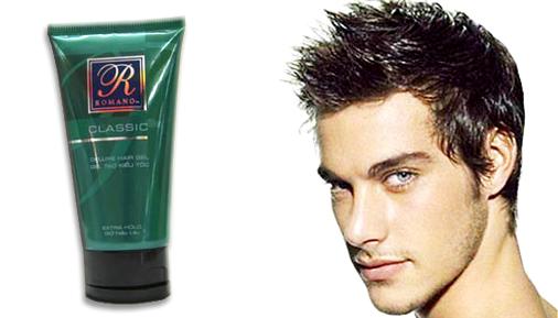 Cách vuốt tóc chuẩn men với gel dành cho nam