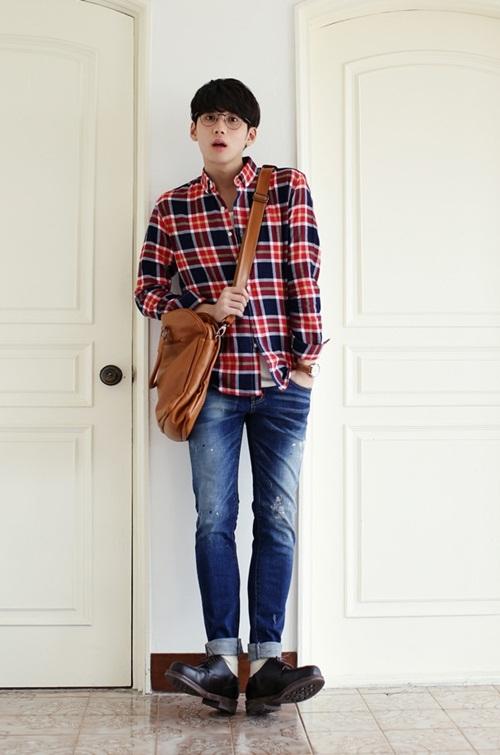Lựa chọn phong cách thời trang nam dành cho sinh viên