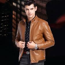 Mua áo khoác da nam ở đâu tại TPHCM?