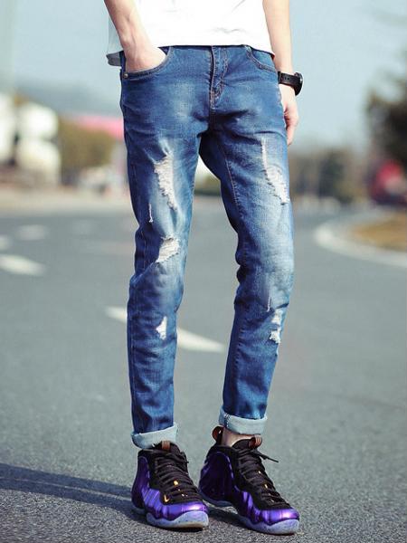 Những mẫu quần jean nam đẹp nhất hiện nay tại 4men