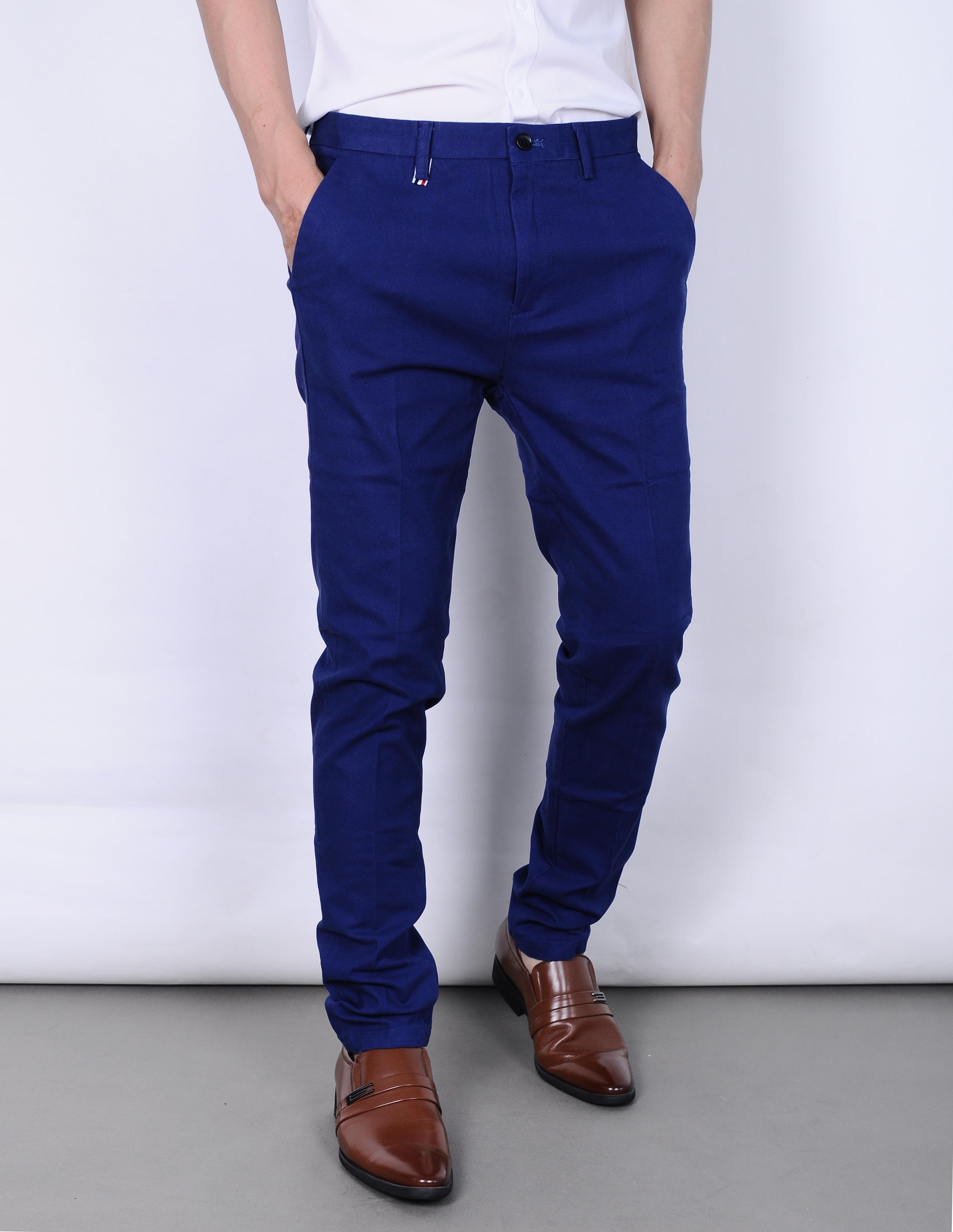 Những mẫu quần kaki nam đẹp nhất hiện nay tại 4men