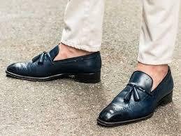 Cách đi giày không cần mang tất cho các quý ông
