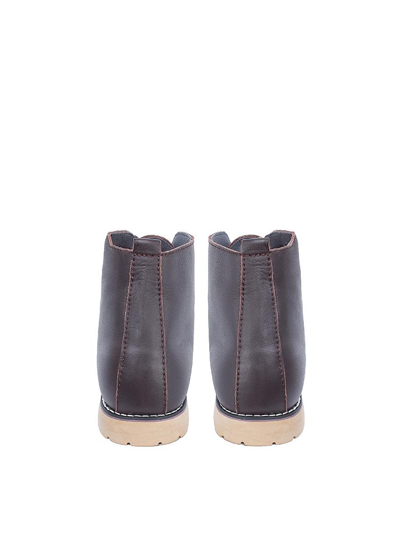 Boot Tăng Chiều Cao Nâu G164