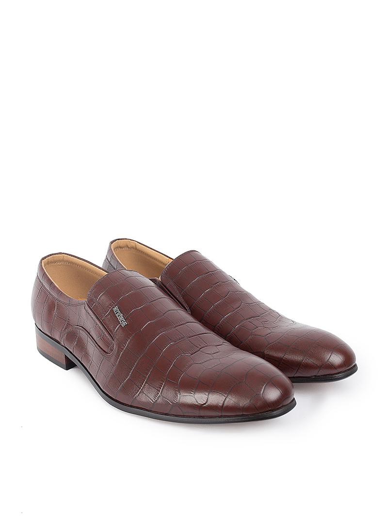 Giày Tây Màu Nâu G98