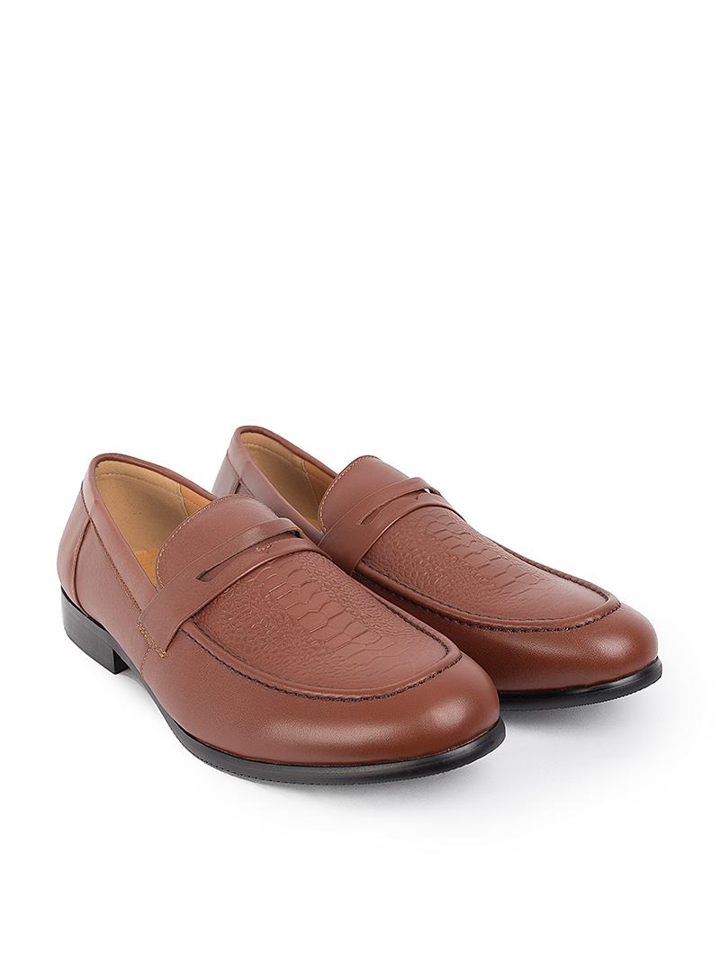 Giày Tây Màu Nâu G80