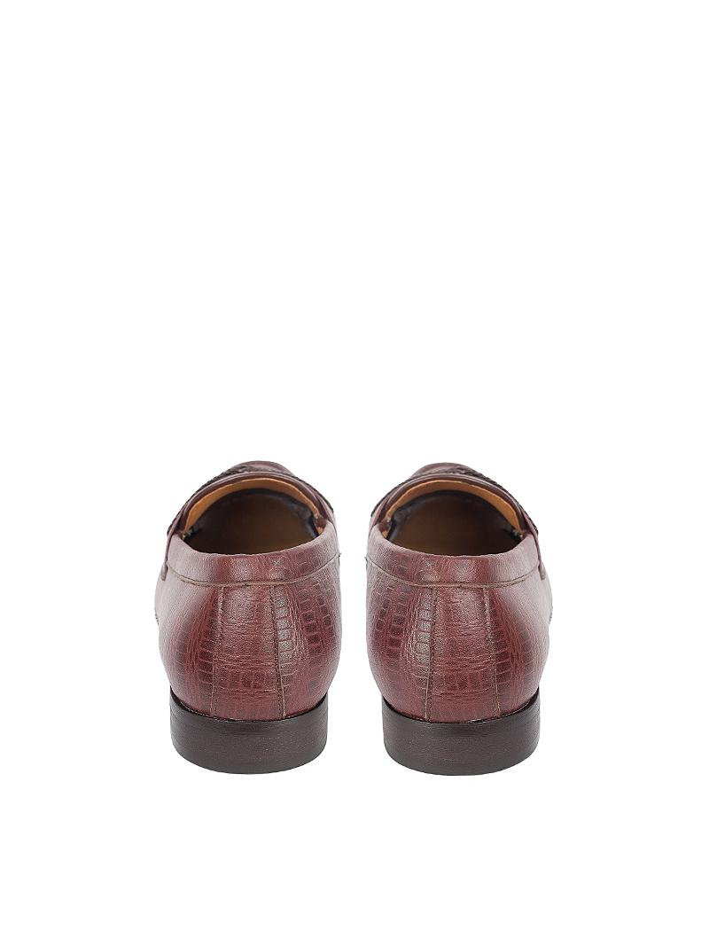 Giày Tây Màu Nâu G154