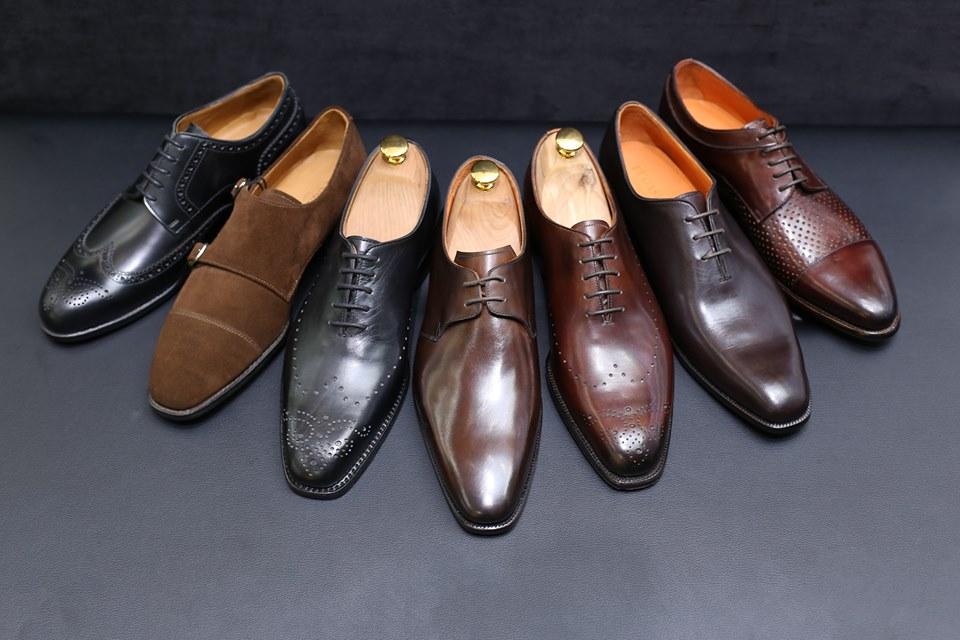 Giới thiệu những mẫu giày tây nam đẹp nhất hiện nay tại 4men
