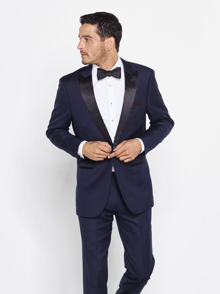 Những điều cần biết gì mặc vest nam kiểu tuxedo