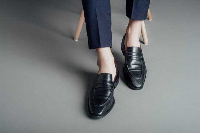 Bí quyết diện giày lười đẹp dành cho nam