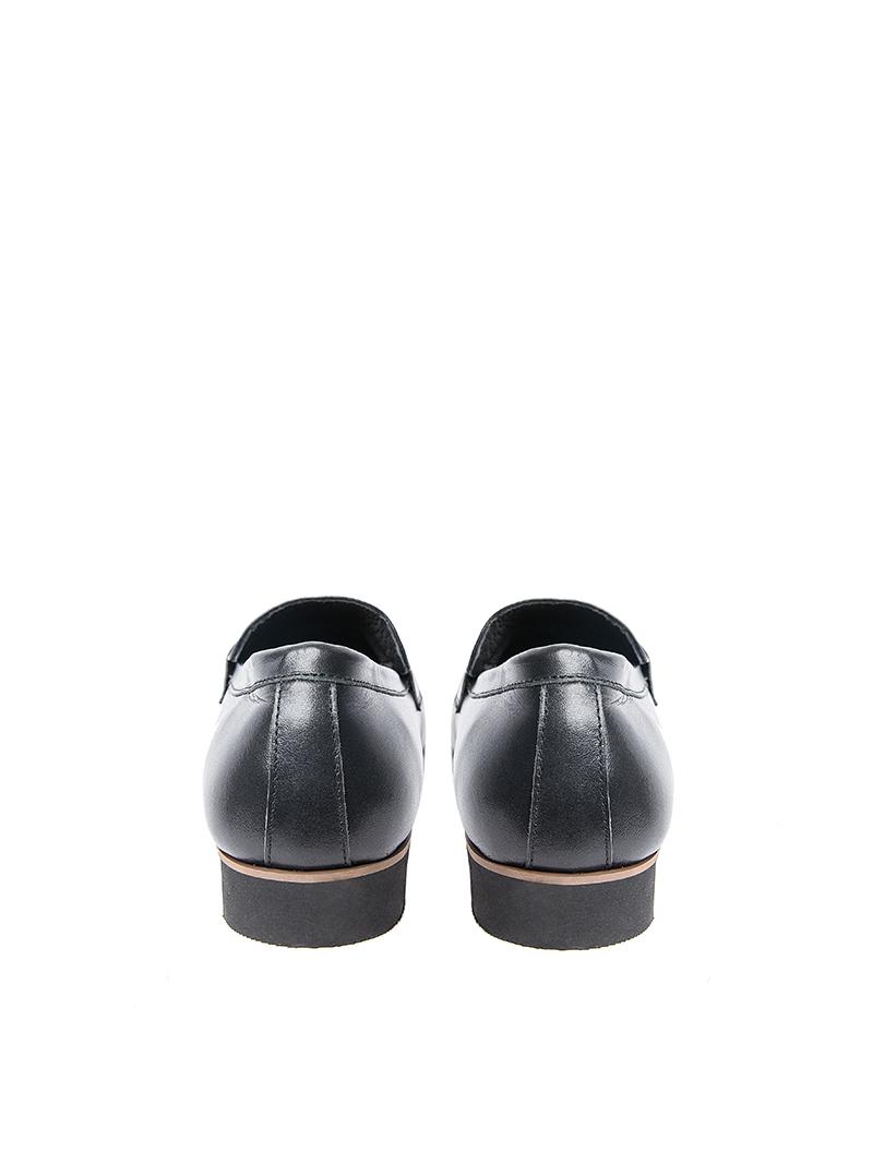 Giày Tây Tăng Chiều Cao Đen G123