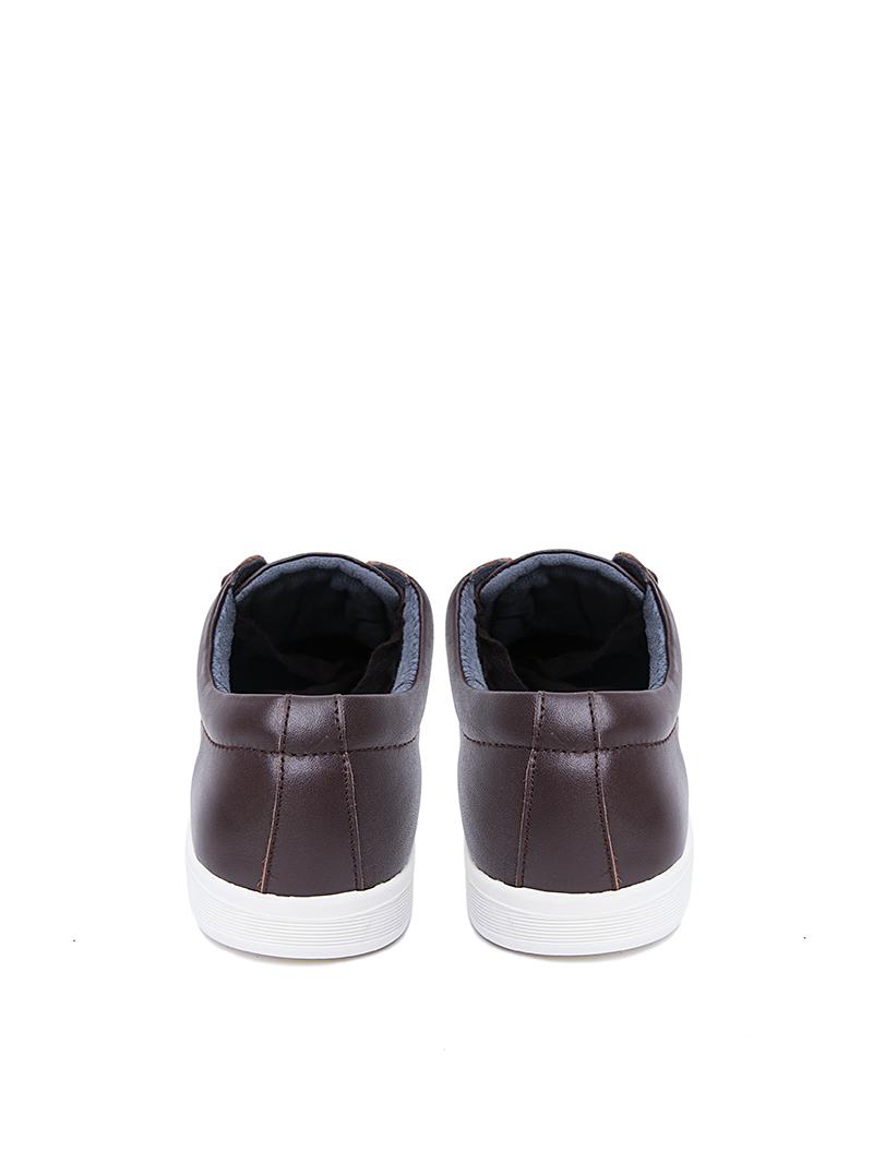 Giày Thể Thao Màu Nâu G169