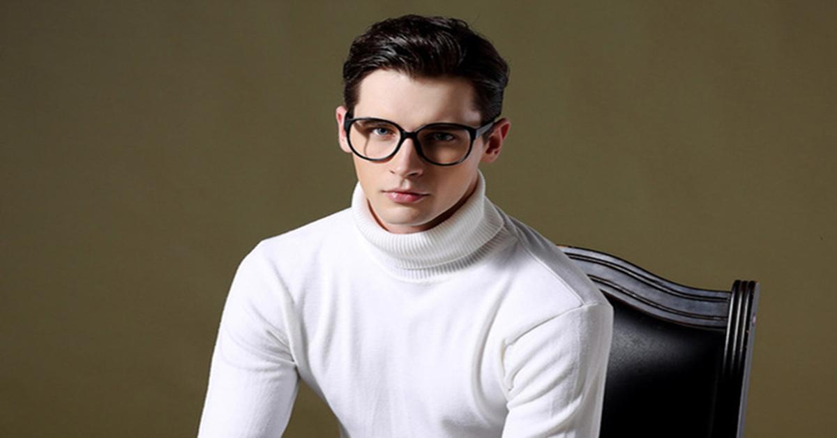 Áo len cổ lọ mặc thế nào thì đẹp?