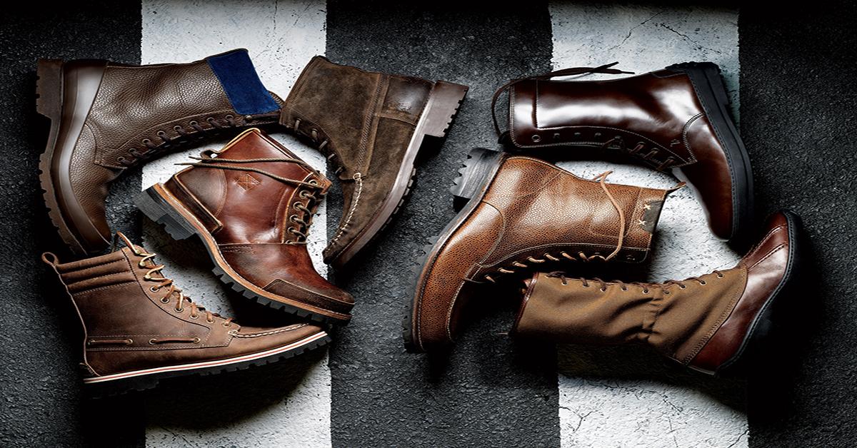 Giày Boot – Item cực chất mùa thu đông