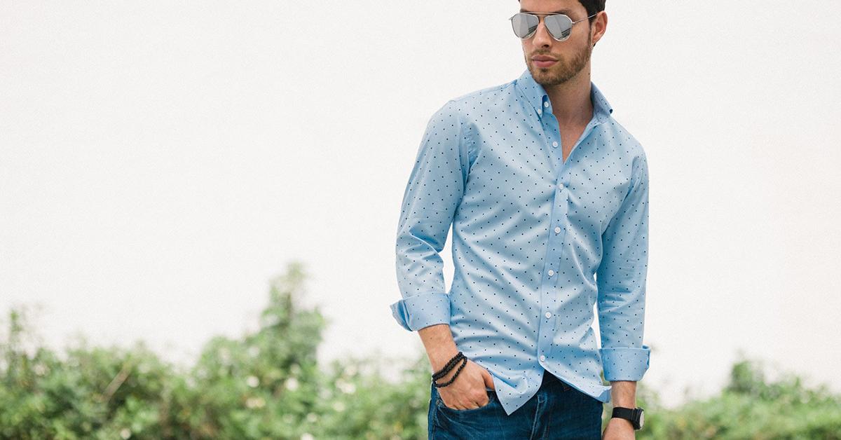 Những kiểu áo sơ mi nhất định phải có trong tủ áo của nam giới