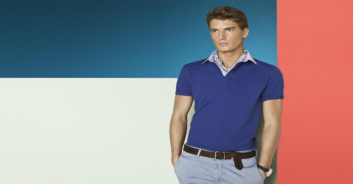 Những mẫu áo thun nam giới có thể mặc đi làm