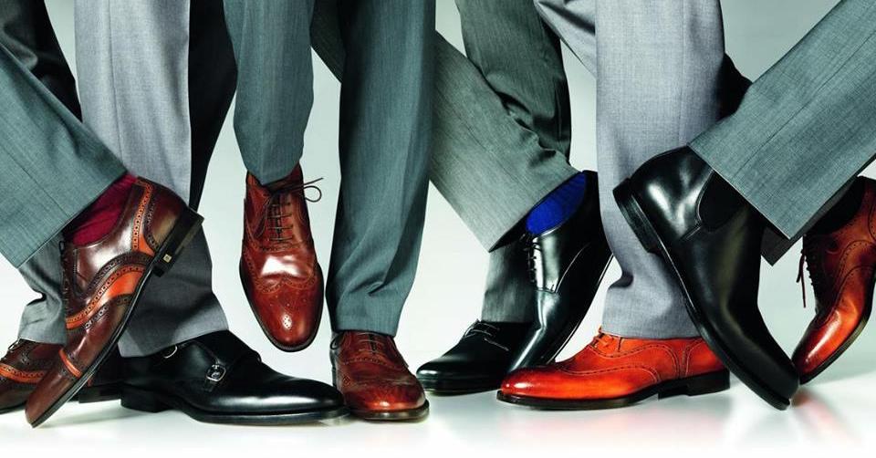 Cách chọn giày tây cơ bản cho nam giới