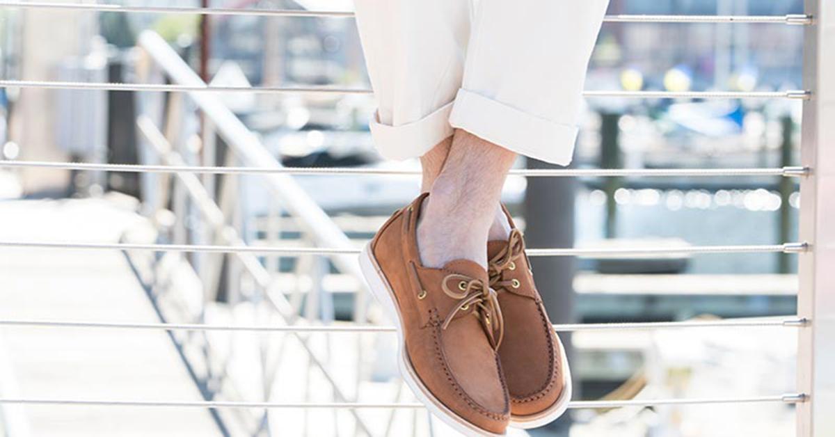 Chọn giày phù hợp với quần kaki