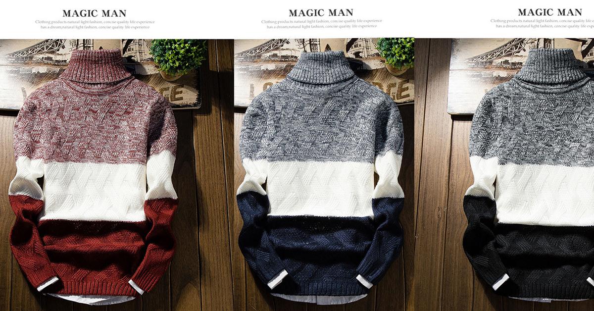 Hàng loạt mẫu áo len mới đã có mặt tại 4MEN