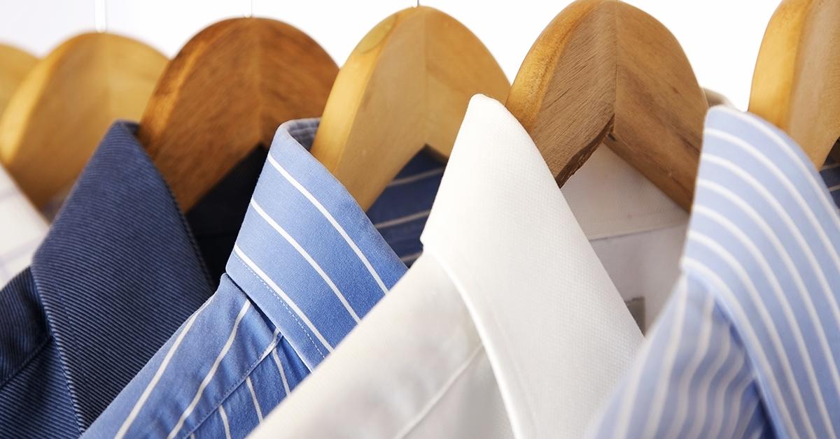 Mẹo giặt áo sơ mi sạch, giữ form dáng, bạn đã biết chưa?