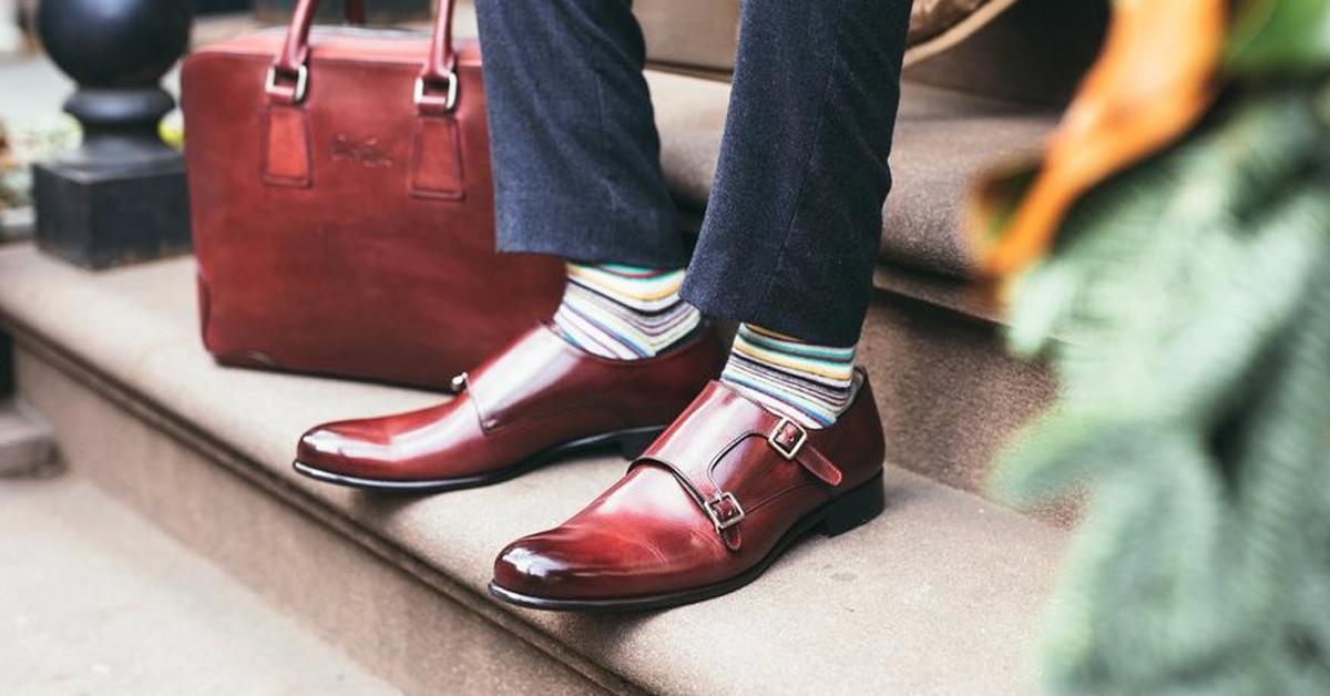 Chọn giày hợp phong cách với quần tây nam