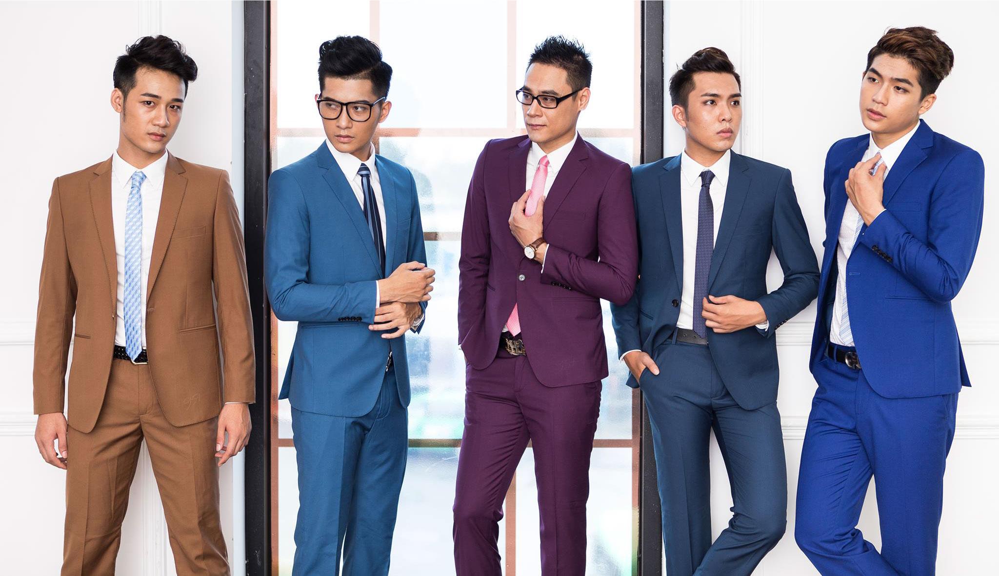 Lựa chọn màu sắc áo vest nam như thế nào để đi làm đầu năm mới?