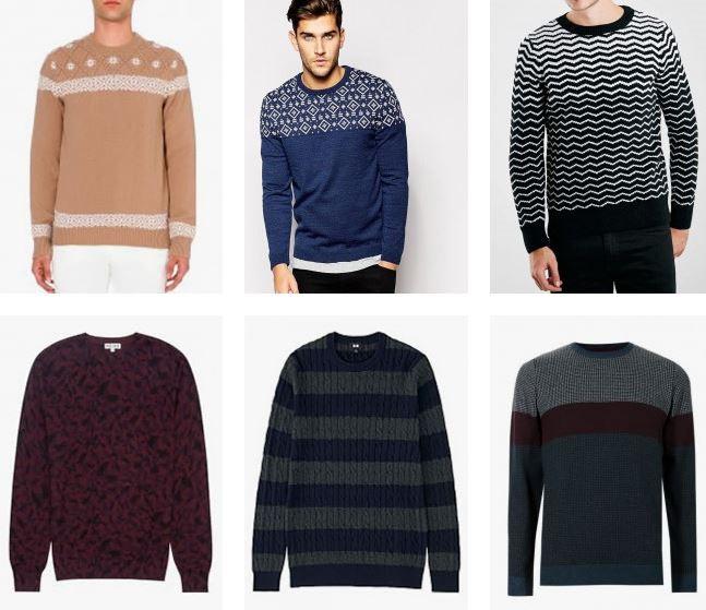Mua áo len nam giá bao nhiêu thì hợp lý?