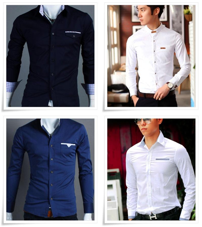 Mua áo sơ mi nam giá bao nhiêu thì hợp lý?