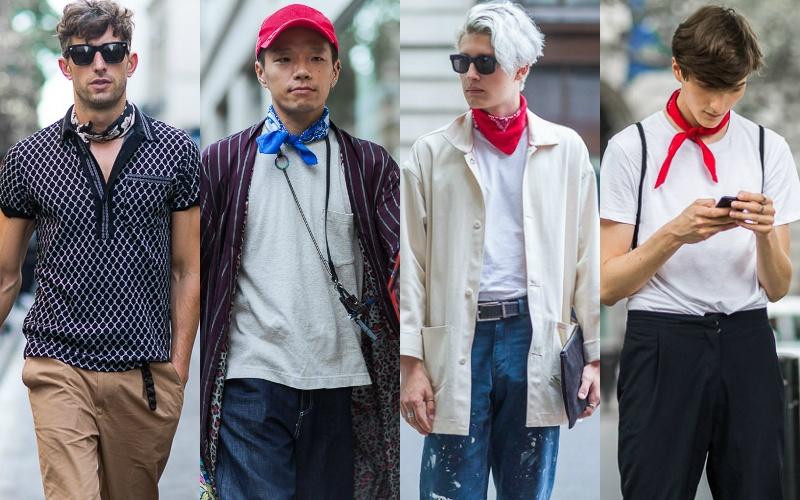 3 màu sắc tươi trẻ mà phái nam nên diện trong hè 2018
