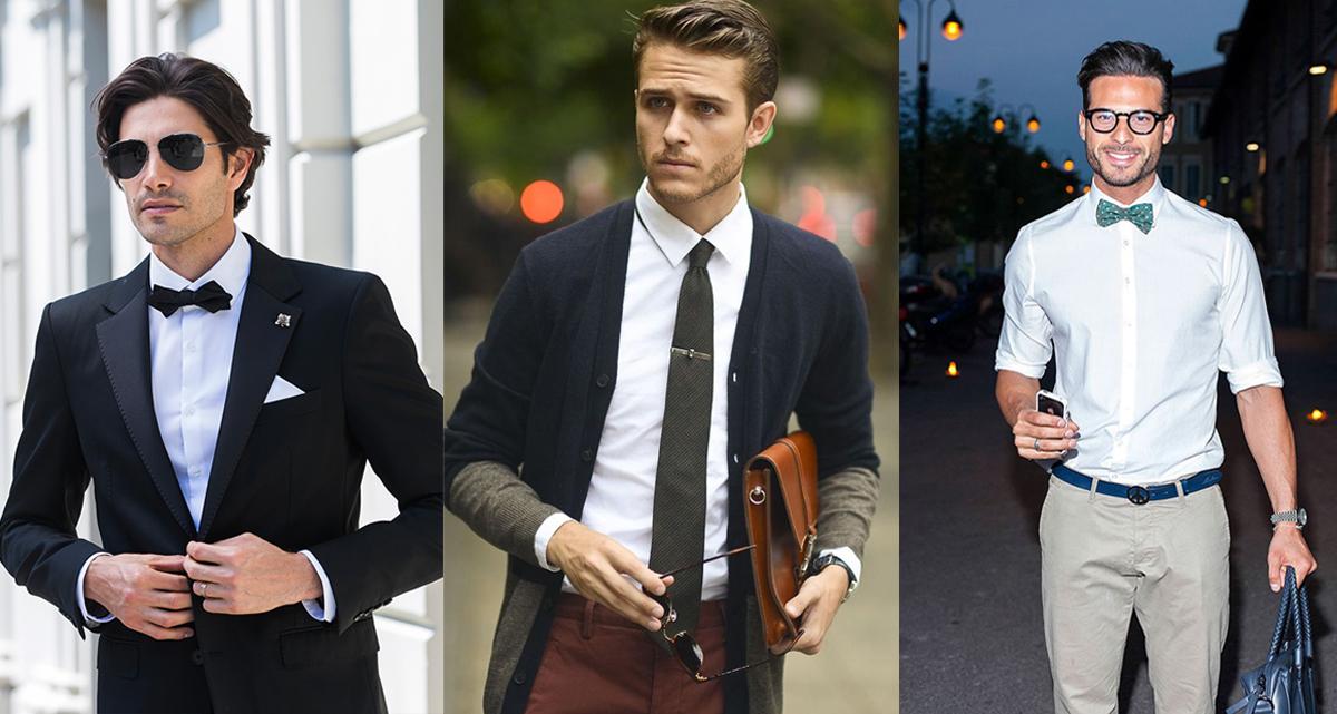 3 kiểu áo sơ mi dư tiệc mà các chàng trai nên có