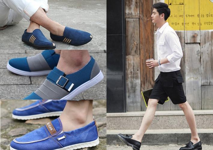 Có nên mang giày kèm vớ vào mùa hè?