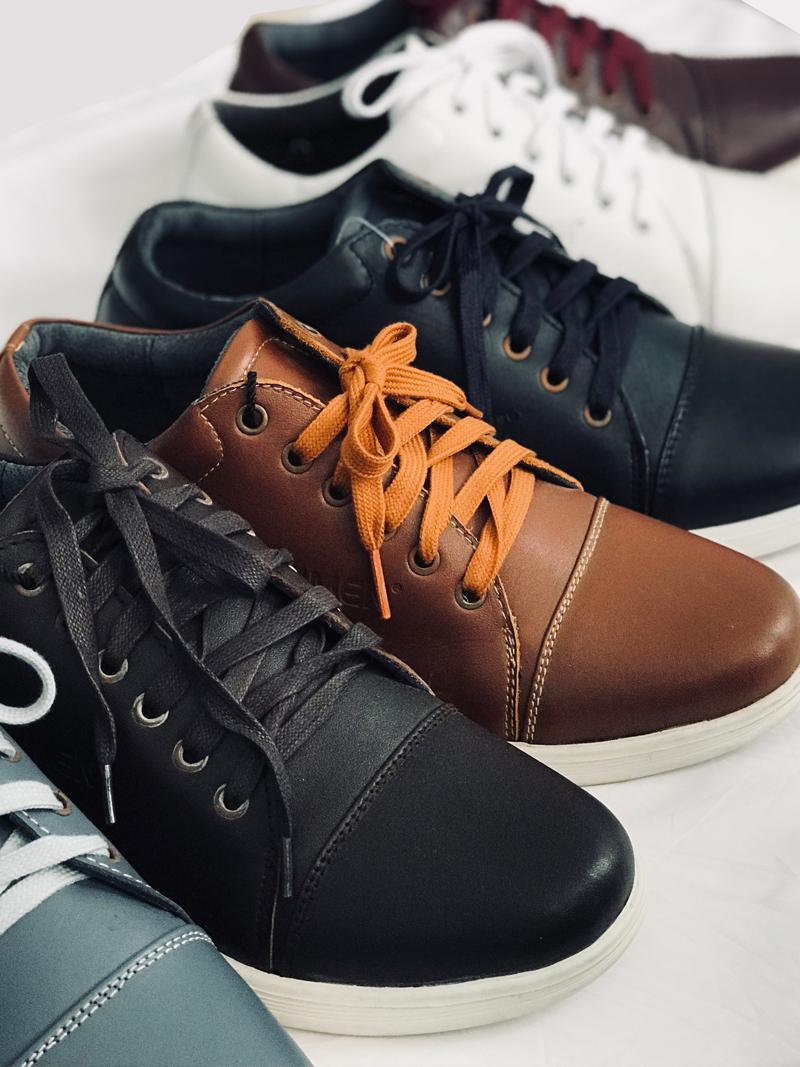 Giày Thể Thao Xanh Đen G169