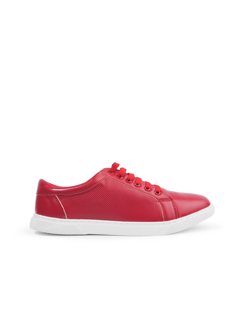 Giày Thể Thao Đỏ G216