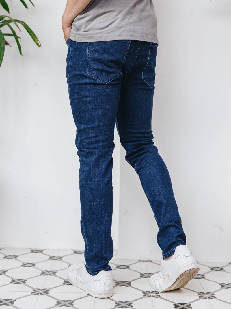 Quần Jeans Slimfit Xanh Đen QJ1622