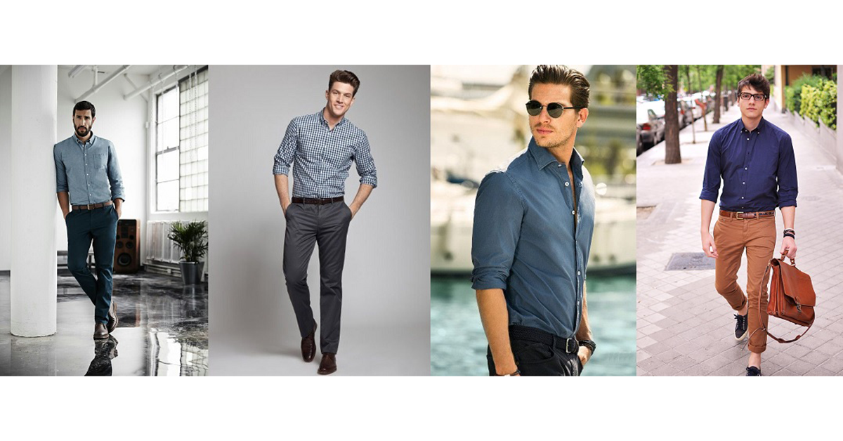 Bí quyết nam giới ghi điểm trong mắt phái đẹp nhờ phong cách ăn mặc