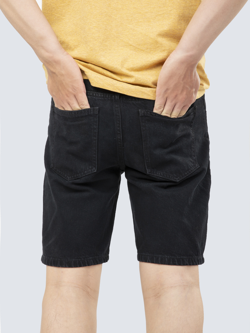 Quần Short Jean Regular Bermuda QS197