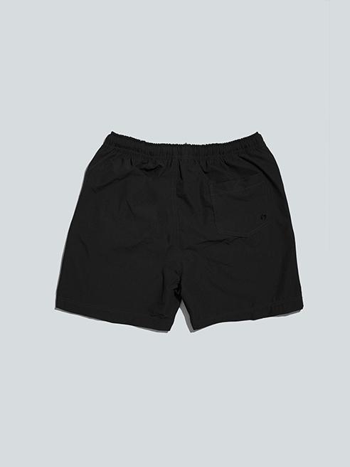Quần Short Bơi Màu Đen QS012