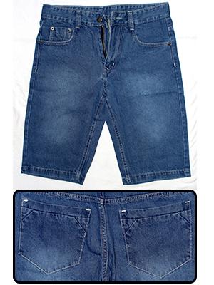 quan short jeans xanh duong qs07
