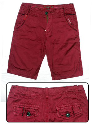 quan short kaki do do qs09