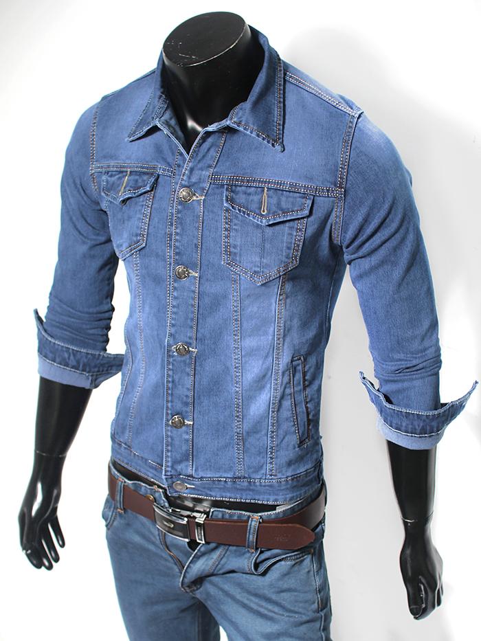 ao khoac jean xanh da troi nhat ak130