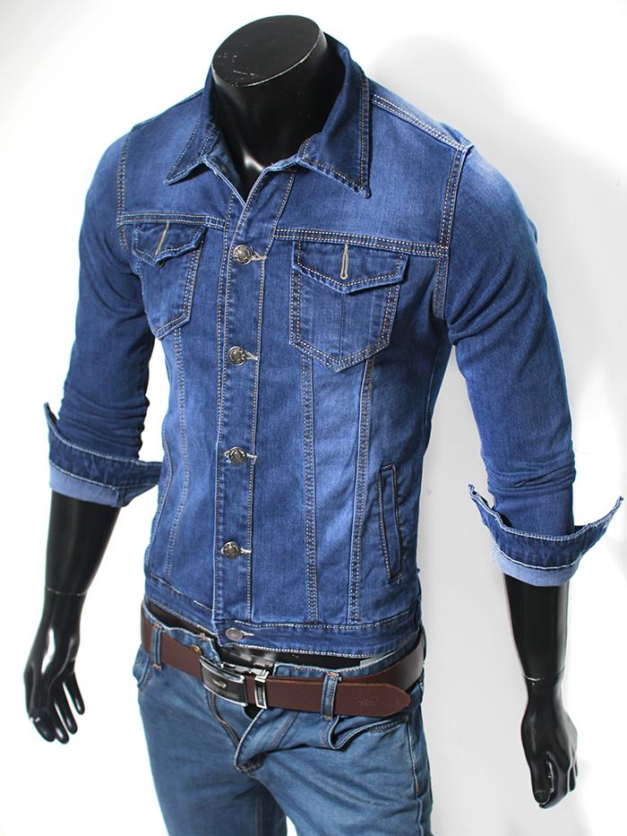 ao khoac jean xanh duong ak130