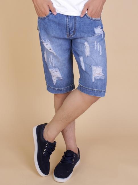 quan short jean xanh qs63