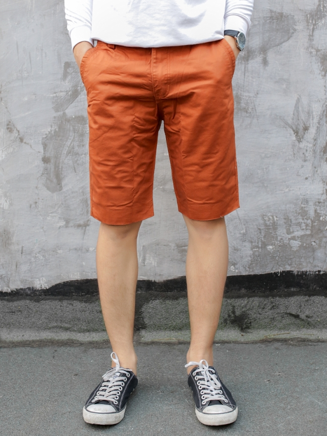 quan short kaki do cam qs62